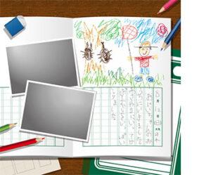 観察日記は宿題の定番