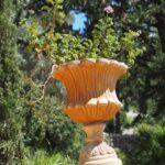洋風の植木鉢