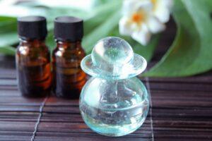 アロマテラピー、香りのイメージ