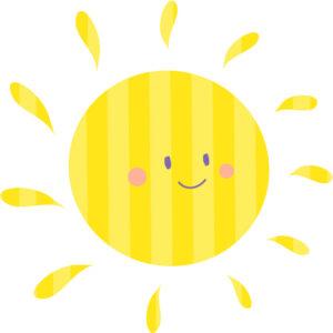 シクラメンと日光